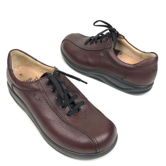 Oviedo Rocker Comfort Leather Shoe